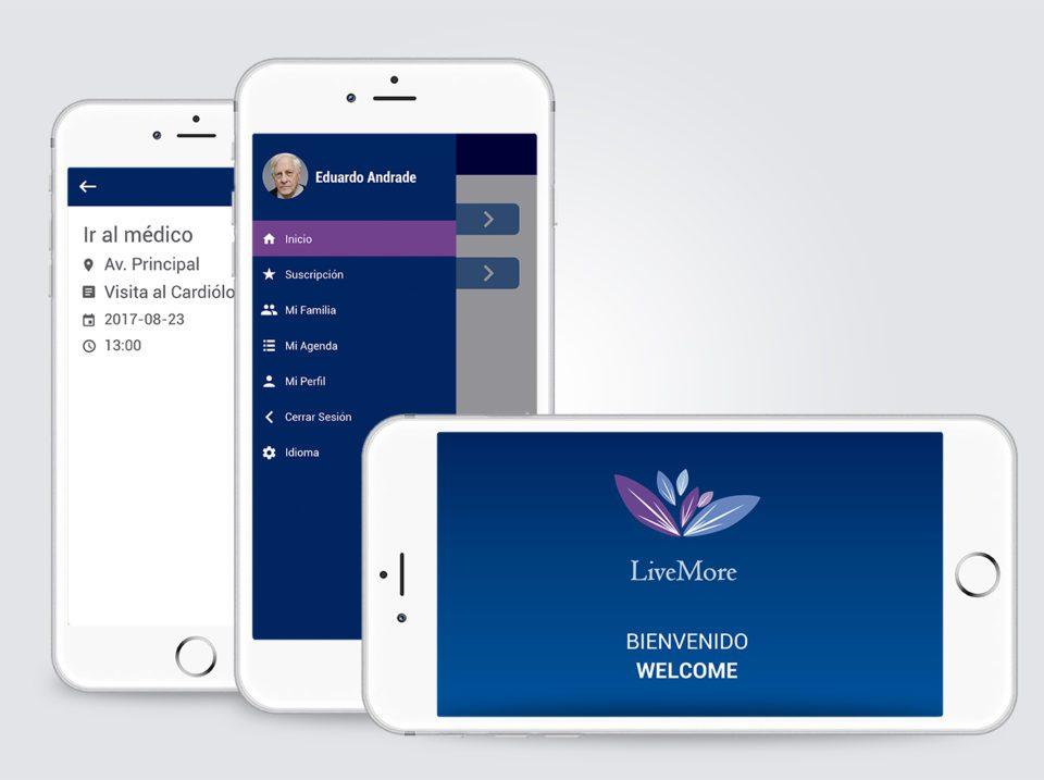 LiveMore App