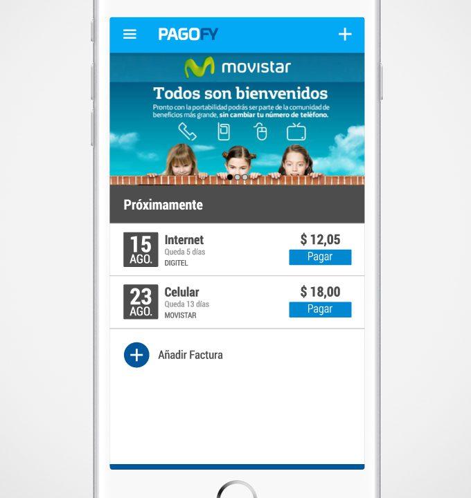 Pagofy App