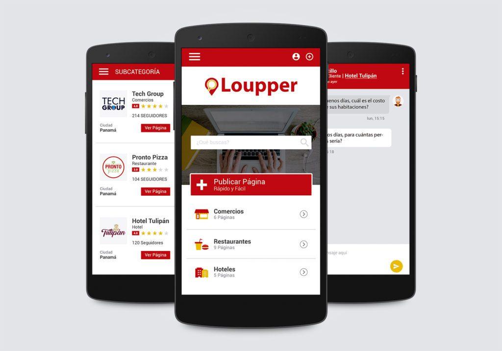 Loupper App