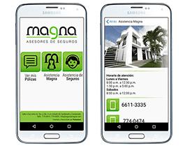 Magna Seguros App