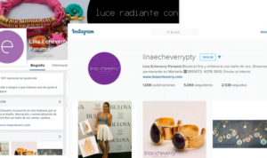 Redes Sociales Lina Echeverry