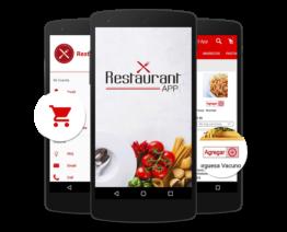 Aplicación de Restaurante en Panamá